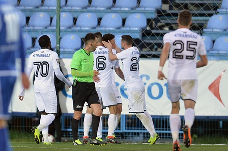 GAZ METAN MEDIAŞ - FC BOTOŞANI, scor 1-1  |Gaz Metan-botoşani